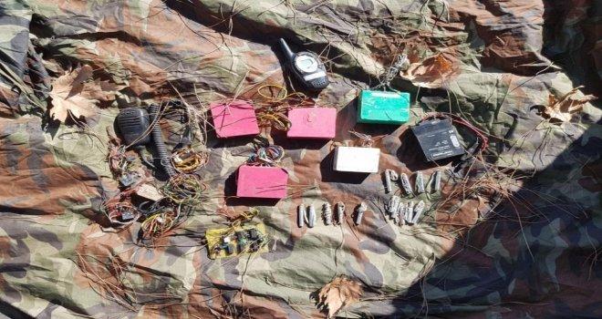 Amanos Dağlarında Btöye Ait Bomba Yapımında Kullanılan Malzemeler Ele Geçirildi