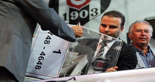 Beşiktaşta Oy Verme İşlemi Sona Erdi
