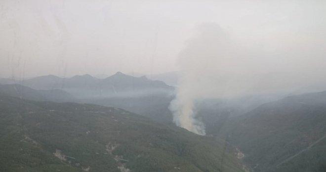 Hatayda Orman Yangını