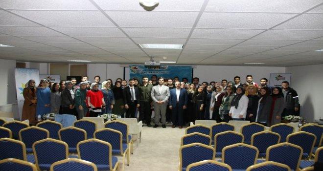 Rektör Bağlıdan Eğitim, Teknoloji Ve Modernleşme Üzerine Söyleşi