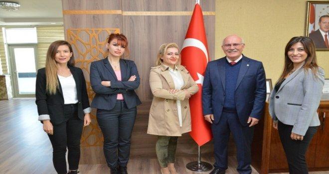 Makedonya Tetova Devlet Üniversitesi Akademisyenleri Uşakta