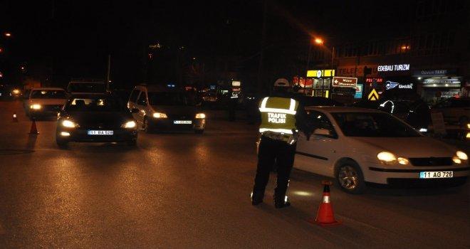 Bilecikte Türkiye Güven Huzur Uygulaması