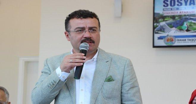 Atakum Belediye Başkanı Taşçı: Sözlerimizi Tutmanın Gururunu Yaşıyoruz