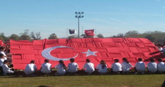 Dadayda 29 Ekim Cumhuriyetin Kuruluşu Kutlandı