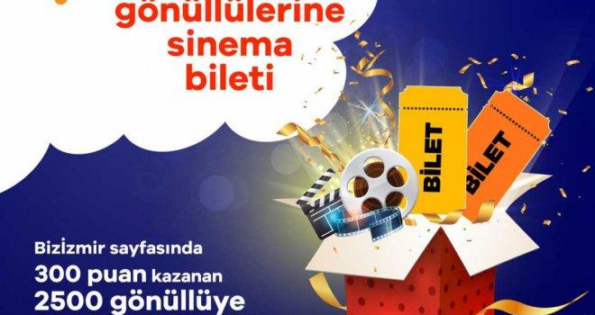 İzmir Büyükşehir Belediyesi'nden sinema dayanışması
