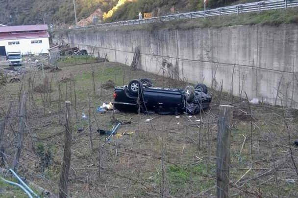 Kürtünde Trafik Kazası: 1 Ölü, 2 Yaralı