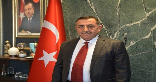 """Öz Taşıma İş Başkanı Toruntay: """"İstanbul Havalimanımız Hayırlı Olsun"""""""