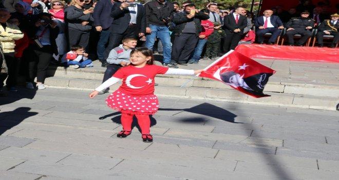 Yozgatta 29 Ekim Cumhuriyet Bayramı Coşkuyla Kutlandı