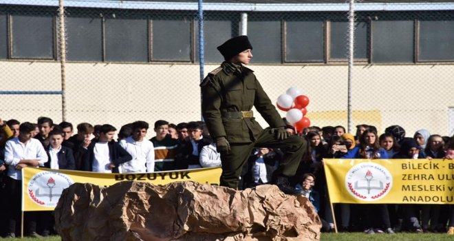 Bozüyükte Cumhuriyet Bayramı Coşkulu Törenlerle Kutlandı