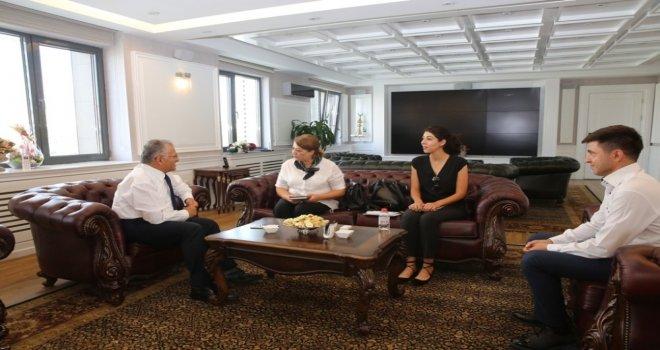 Lösev İle Melikgazi Belediyesi İşbirliği Projesi