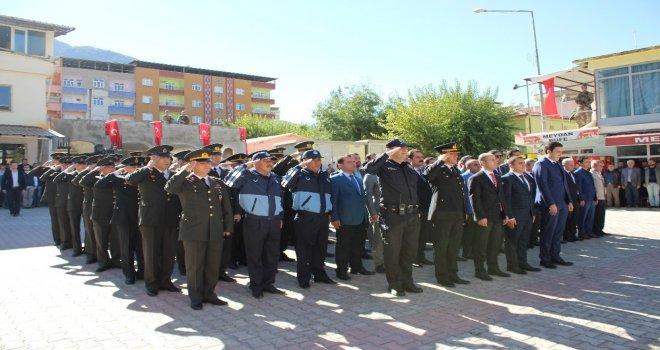 Sasonda 29 Ekim Cumhuriyet Bayramı Töreni