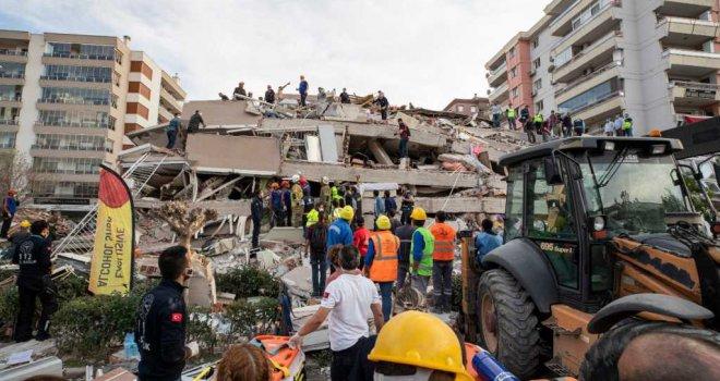 İzmir Depremi Ortak Akıl Buluşması başlıyor