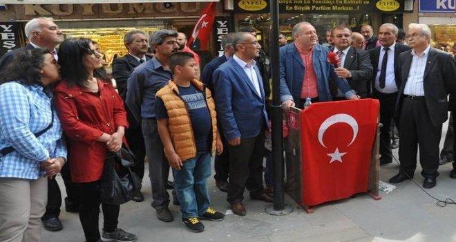 """Asimder Başkanı Gülbey: """"Dağlarımızı Devlet Armandan Çıkart Ermenistan"""""""