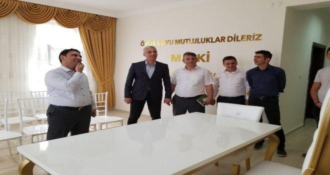 Mutki Belediyesi Nikah Salonu Hizmete Girdi
