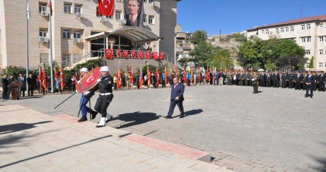 Şırnakta 29 Ekim Cumhuriyet Bayramı Töreni