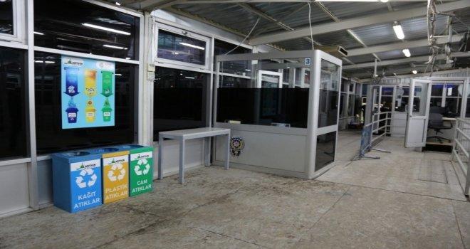 Sarp Sınır Kapısında Ve Resmi Kurumlarda Geri Dönüşüm Kampanyası