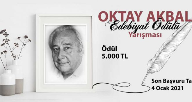 Oktay Akbal Edebiyat Ödülü Yarışması