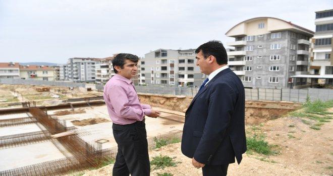 Osmangazide Belediye Demek Hizmet Demek