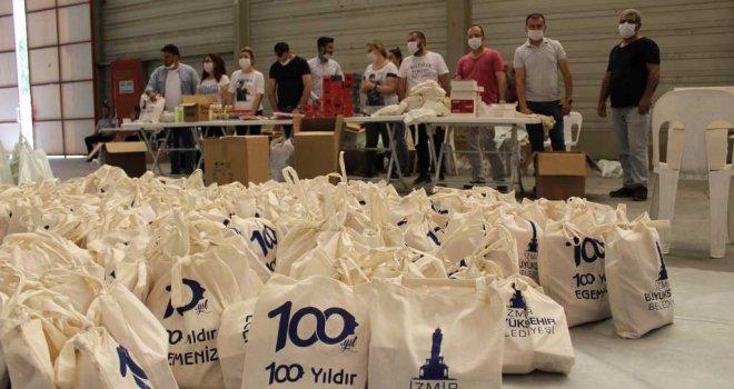 Büyükşehir'den 19 Mayıs'ta gençlere hediye çanta