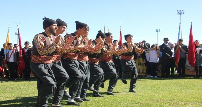 Bingölde Cumhuriyet Bayramı Coşkuyla Kutlandı