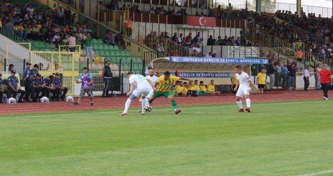 Adıyaman 1954 Spor - Pazarspor: 0-0