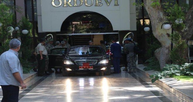 Kara Kuvvetleri Komutanı Orgeneral Ümit Dündar Malatyada