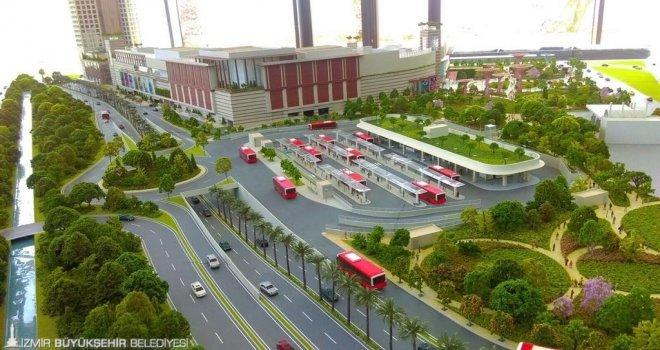 İzmir Büyükşehirden Üçkuyulara Çok Yakışacak Proje