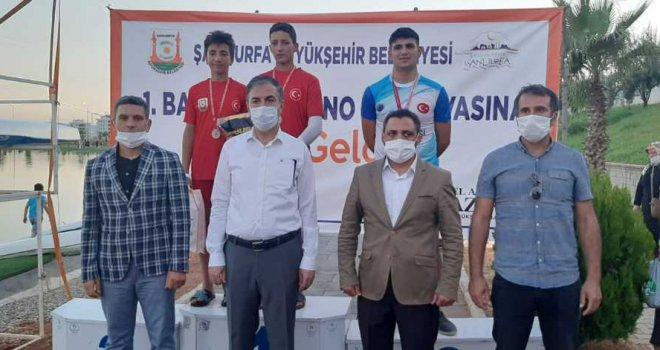 Şanlıurfa'da Bir İlk Olan Kano Turnuvası Düzenlendi