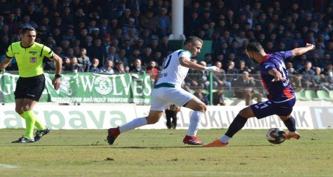 Tff 3. Lig: Kırşehir Belediyespor: 1 - Düzcespor: 0