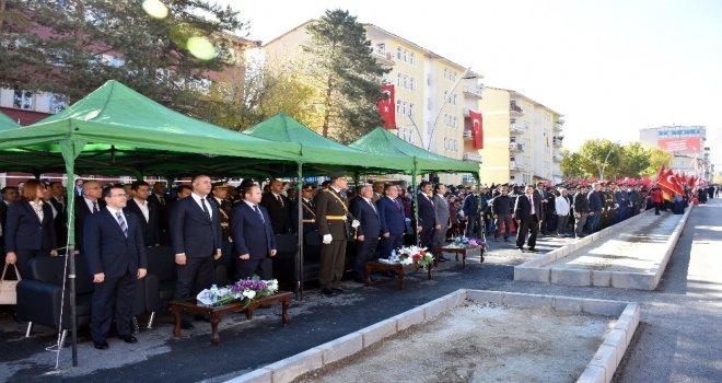 Muşta 29 Ekim Cumhuriyet Bayramı Coşkusu