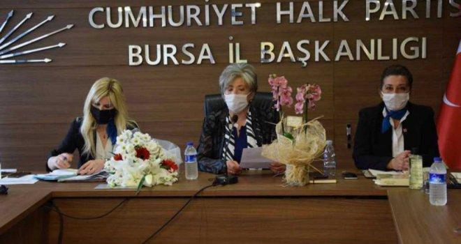 CHP'den Kadın Cinayetlerine tepki!