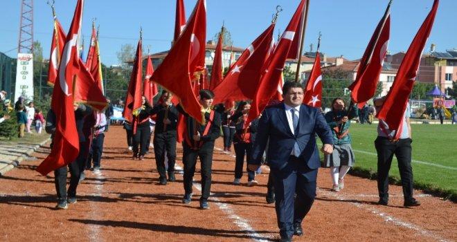 Şuhutta 29 Ekim Cumhuriyet Bayramı Coşkusu