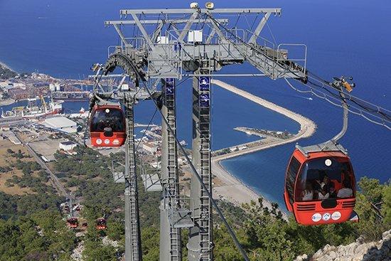 Antalya Asyanın En Sağlıklı 10 Kentinden Biri Seçildi