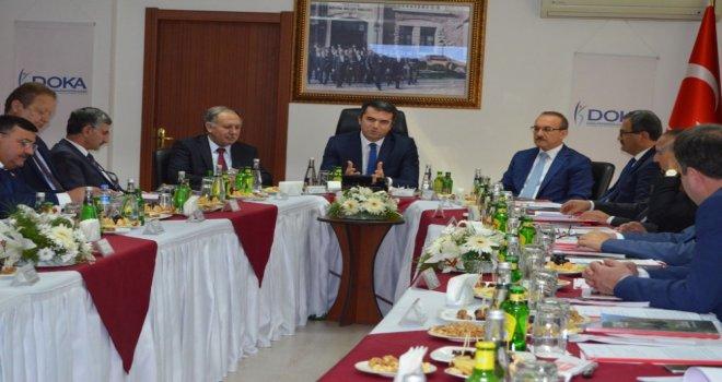 Doka 108. Yönetim Kurulu Toplantısı Gerçekleştirildi