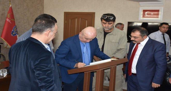 Terörle Mücadele Daire Başkanı Turgut Aslan: Rapor Sonrasında Fetö Beni Hedef Aldı