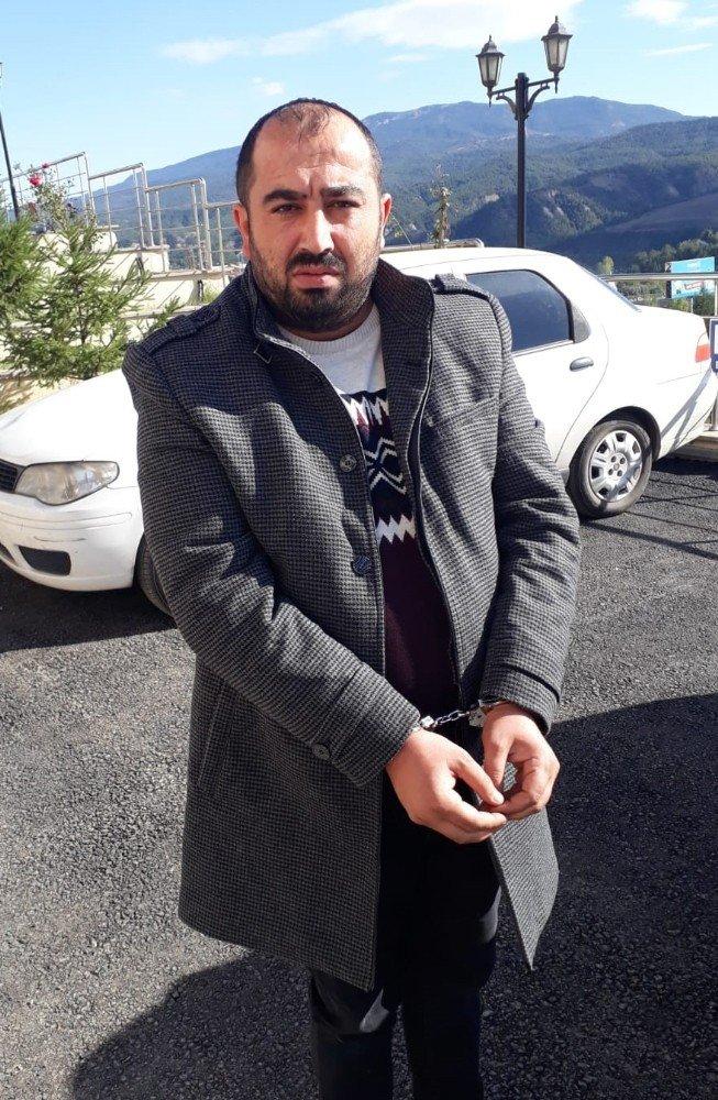 Sahte Eft Makbuzu İle Otomobil Alan Şahıs Tutuklandı
