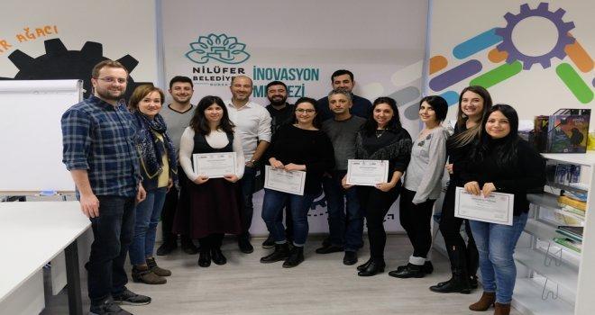 Nilüfer İnovasyon Merkezinde Sosyal Girişimcilik Eğitimi Verildi