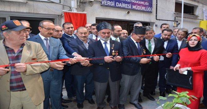 Fatsa-Ünye Ve Çevre İlçeleri Şehit Aileleri Ve Gaziler Dayanışma Derneği Açıldı