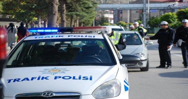 Yayalara Öncelik Vermeyen Sürücülere Yeni Tarifeden Ceza Yazıldı