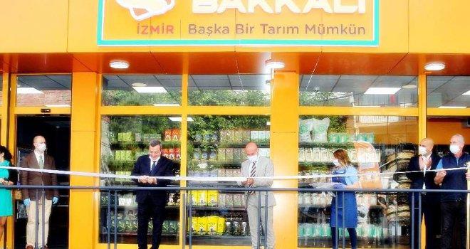Halkın Bakkalı'nda ikinci şube Gültepe'ye açıldı