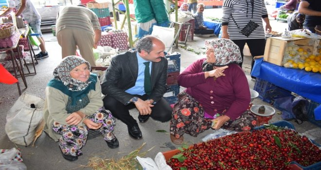Ak Parti Balıkesir İl Başkanı Hasan Demiraslan: