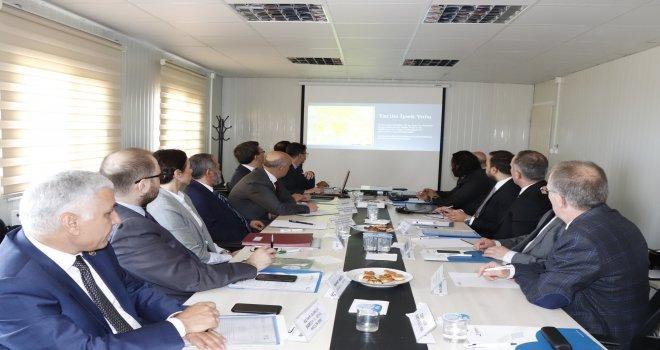 Bakka  Yönetim Kurulu Toplantısı Yapıldı