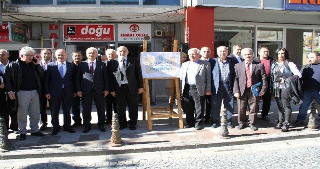 Tyb Nin 15İnci Şubesi Erzincanda Açıldı
