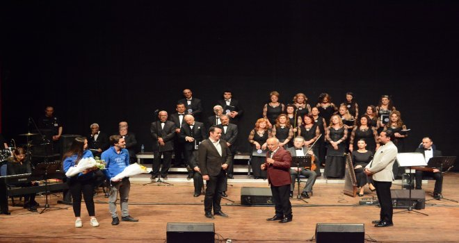 Büyükşehirden Türk Sanat Müziği Bahar Konseri