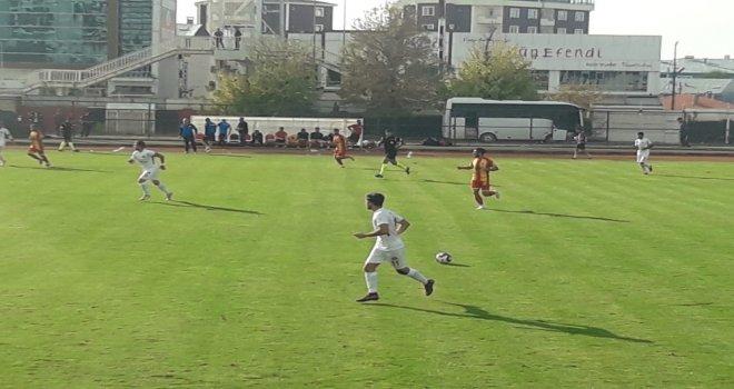 Tff 3. Lig: Van Büyükşehir Belediyespor: 3 - Kızılcabölükspor: 3