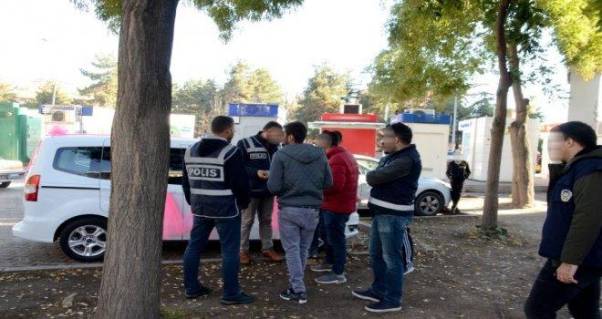 Nevşehirde Huzur Operasyonu Yapıldı