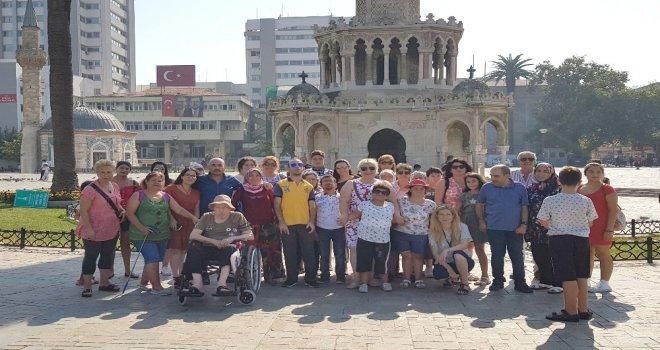 Adana Büyükşehirden Engelsiz Tatil