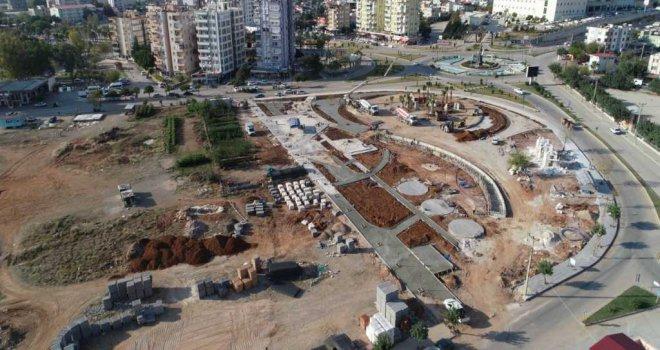Büyükşehir Kozan'a Şehit Kubilay Meydanı yapıyor