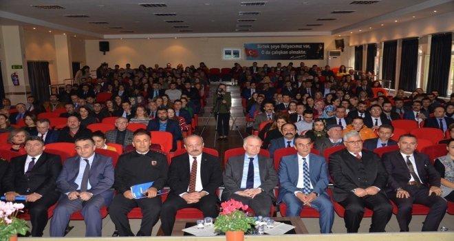 Çerkezköyde Okul Güvenliği Toplantısı