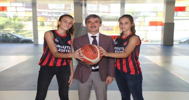 Milli Takıma Turgutlu Belediyespordan 2 Genç Oyuncu